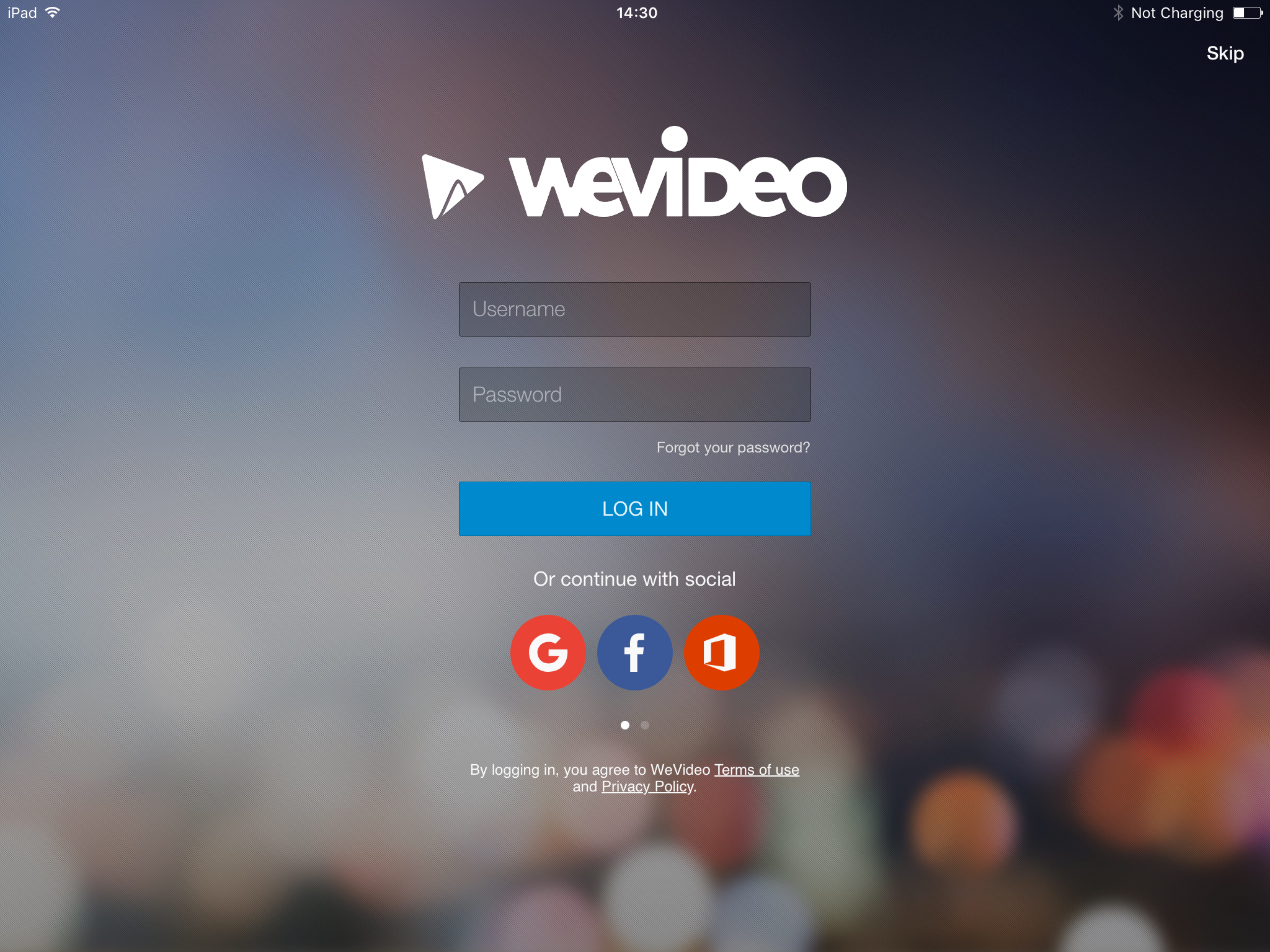 How to Create a Video Using WeVideo for iPad – WeVideo